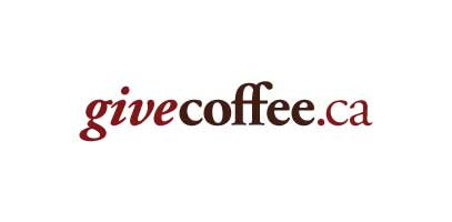 Logo Design - givecoffee.ca