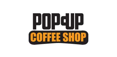 Logo Design - Pop-Up Coffee Shop