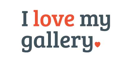 Stratford Gallery - I Love My Gallery Logo